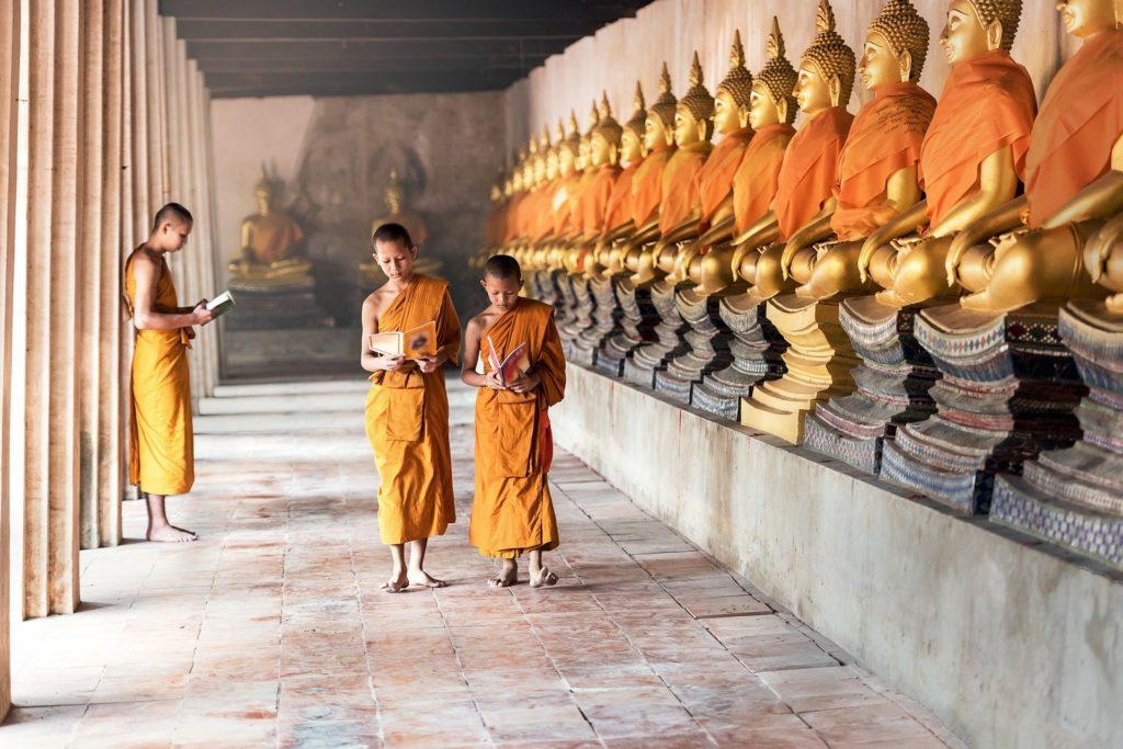 de acuerdo al budismo