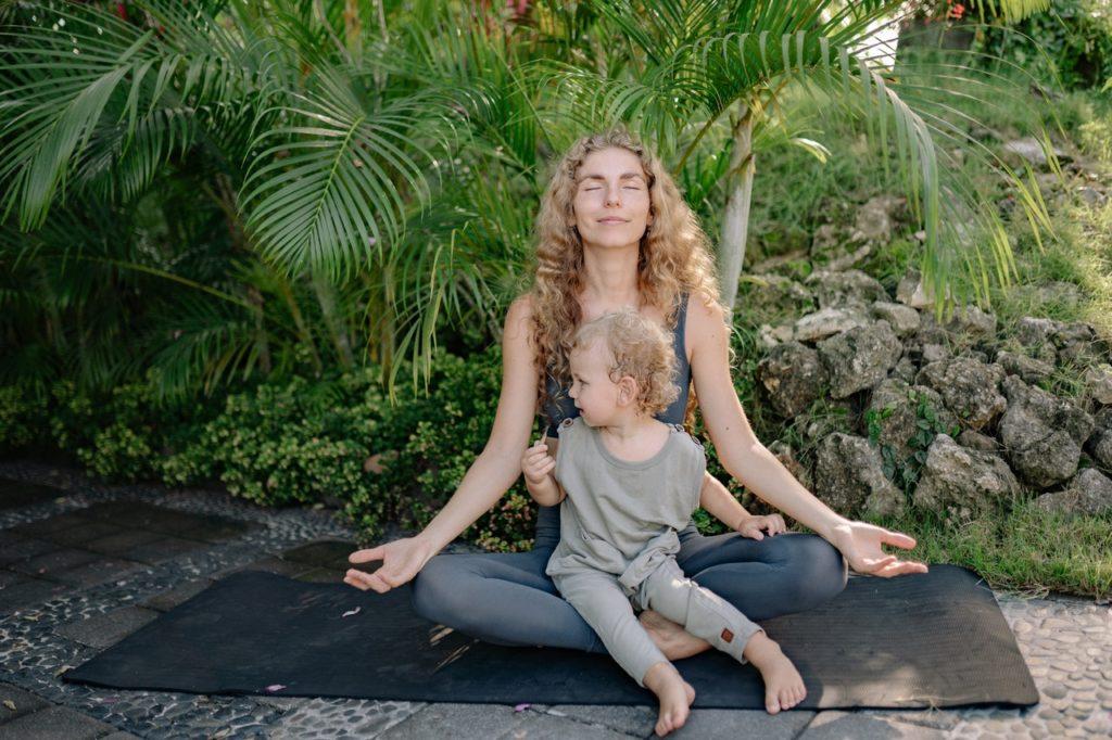 técnicas de meditación infantil