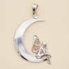 Colgante Hada Luna - grande