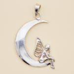 Colgante Hada Luna - pequeno