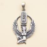 Colgante Diosa Isis - grande
